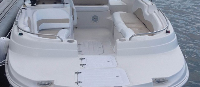 Starcraft 21′ Deck Boat Rentals