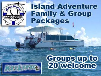 Island Adventure Package
