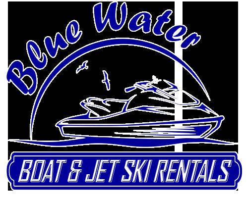 Blue Water Boat Als Jetski